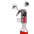 Wine Aerator Oxygenator Pourer Electric In Bottle