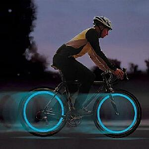 Wheel Lights for Bikes Cars Motorcycle Neon Colors