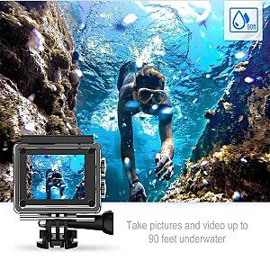 4K Camera Action Pro - Waterproof