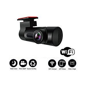 Car Dash Cam High Definition with Android and IOS App Connectivity