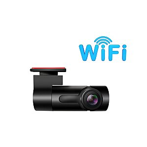 Car Dash Cam High Definition with Android and IOS App