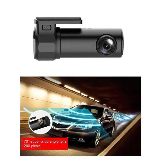 Car Dash Cam 360